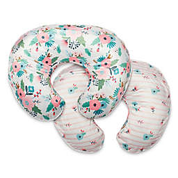 Boppy® Boutique Slipcover in Pink Floral Duet