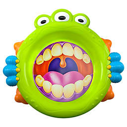 Nuby™ iMonster™ 3-D No-Skid Toddler Plate