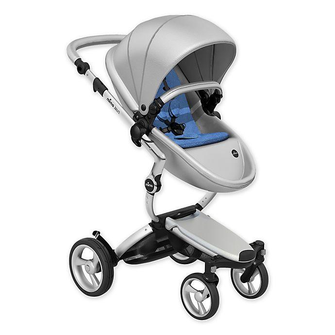 Alternate image 1 for Mima Xari Aluminum Chassis Stroller