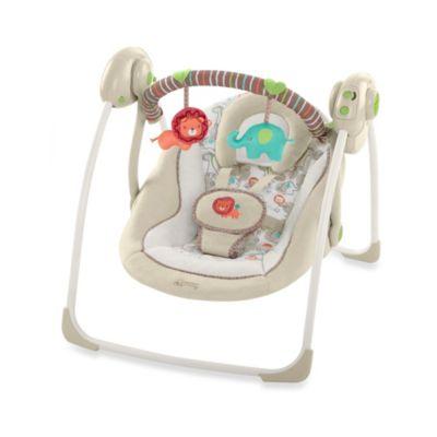 Comfort & Harmony Cozy Kingdom™ Portable Swing