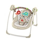 Comfort & Harmony Cozy Kingdom™ Portable Swing