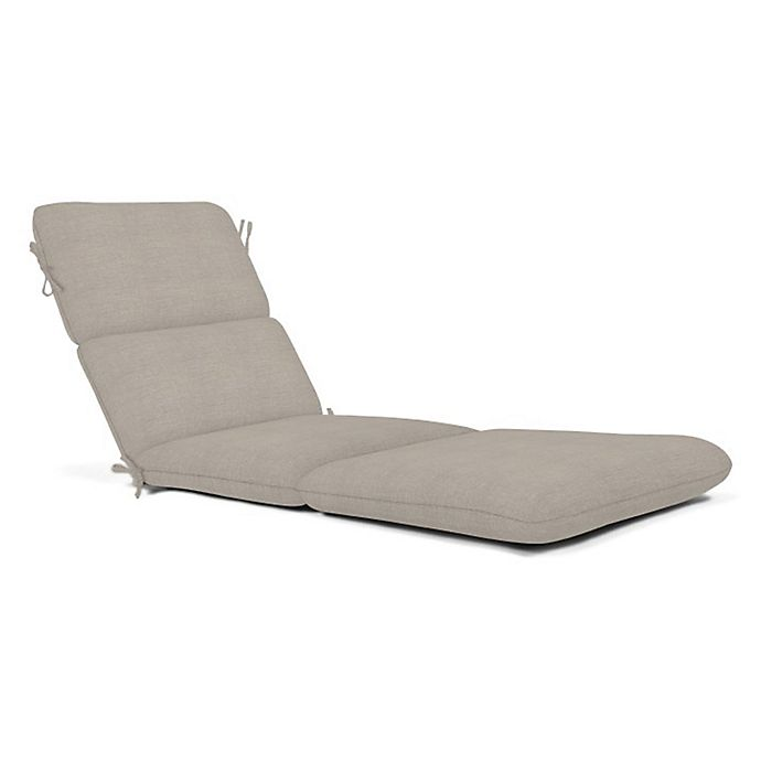 74 Inch Outdoor Chaise Lounge Cushion