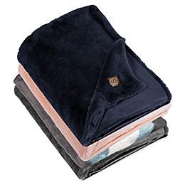 UGG® Keily Faux Fur Throw Blanket