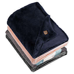 UGG® Keily Faux Fur Throw Blanket