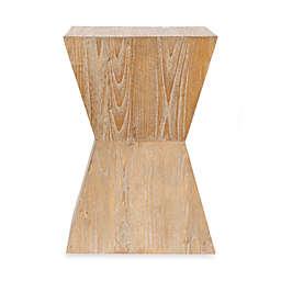 Safavieh Noatak Side Table in Oak