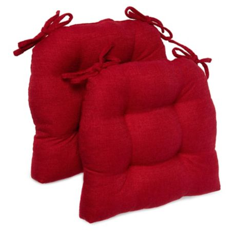 Brentwood Originals Stafford Oversized Chair Pads Set Of