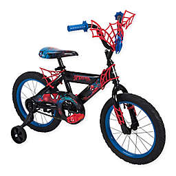 Huffy® Marvel® Spider-Man 16-Inch Bicycle in Black