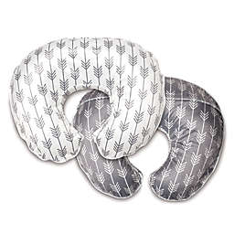 Boppy® Boutique Infant Support Pillow Slipcover in Grey
