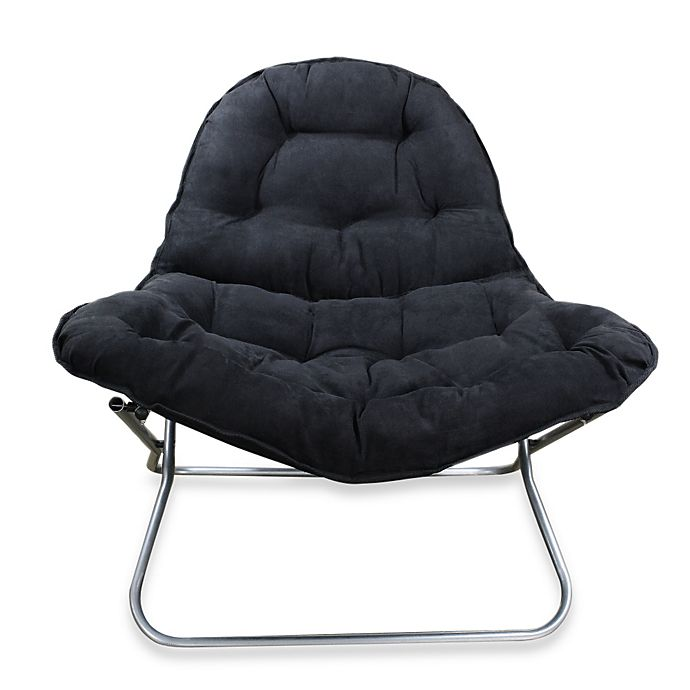 Stupendous Tufted Memory Foam Lounger Chair Bed Bath Beyond Gmtry Best Dining Table And Chair Ideas Images Gmtryco