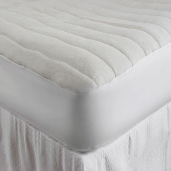 Alternate image 1 for Downtown Company Comfort Twin Extra Long Mattress Pad