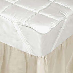 Downtown Company Silk Filled Queen Mattress Pad
