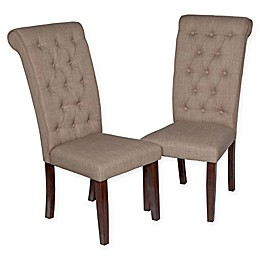 Ttp Furnish Dining Side Chairs (Set of 2)