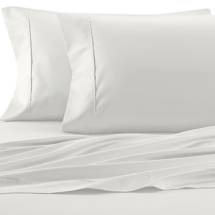 Alternate image 1 for Therapedic® Celliant® 400-Thread-Count California King Sheet Set in Ivory