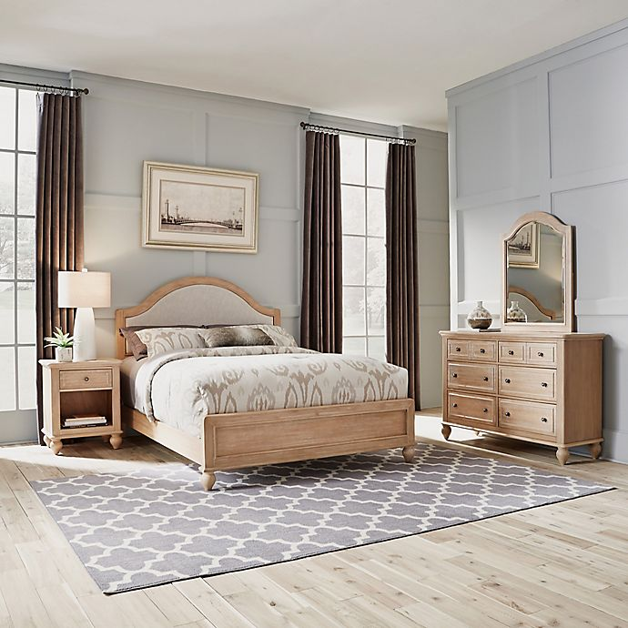 Home Styles Cambridge Queen Bed Dresser W Mirror Nightstand In