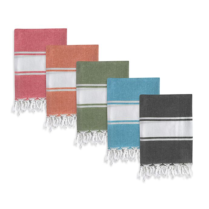 Alternate image 1 for Turkish Fouta Towels in Colors