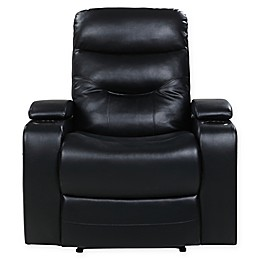 Relax-A-Lounger™ Fairfield Recliner in Black