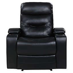 Relax-A-Lounger™ Fairfield Recliner in Black