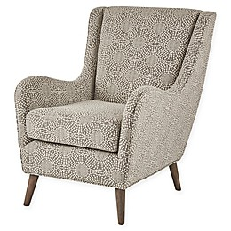 Madison Park Jaclyn Accent Chair in Beige