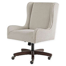 Madison Park Gable Office Chair in Cream