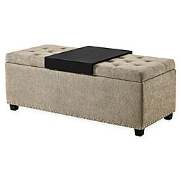 Relax-A-Lounger® Berlin Upholstered Storage Bench
