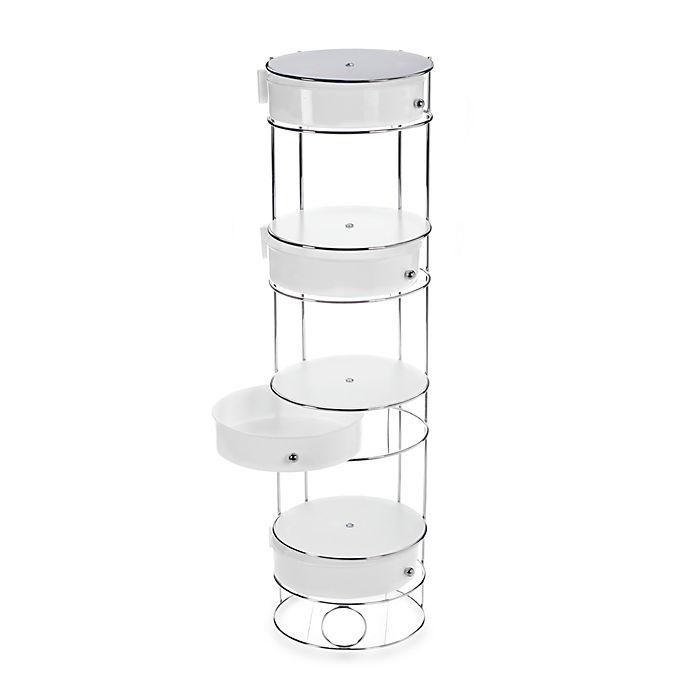 Alternate image 1 for Taymor® Steel Standing Storage Tower