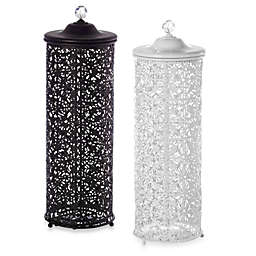 Taymor® Lace Steel 3-Roll Toilet Paper Holder