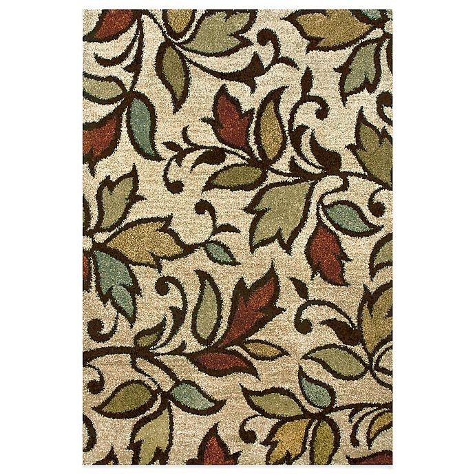 Alternate image 1 for Aria Rugs Getty Bisque Rug