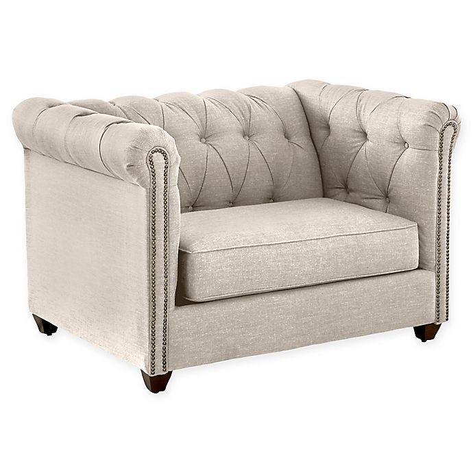 Wondrous Keaton Oversized Armchair Bed Bath Beyond Alphanode Cool Chair Designs And Ideas Alphanodeonline