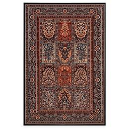 Couristan® Vintage Baktiari Ebony Rug