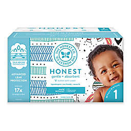 The Honest Company® Tribal Pattern Size 1 80-Count Disposable Diapers