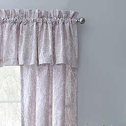 Sanderson Wisteria Falls Window Valance in Lilac