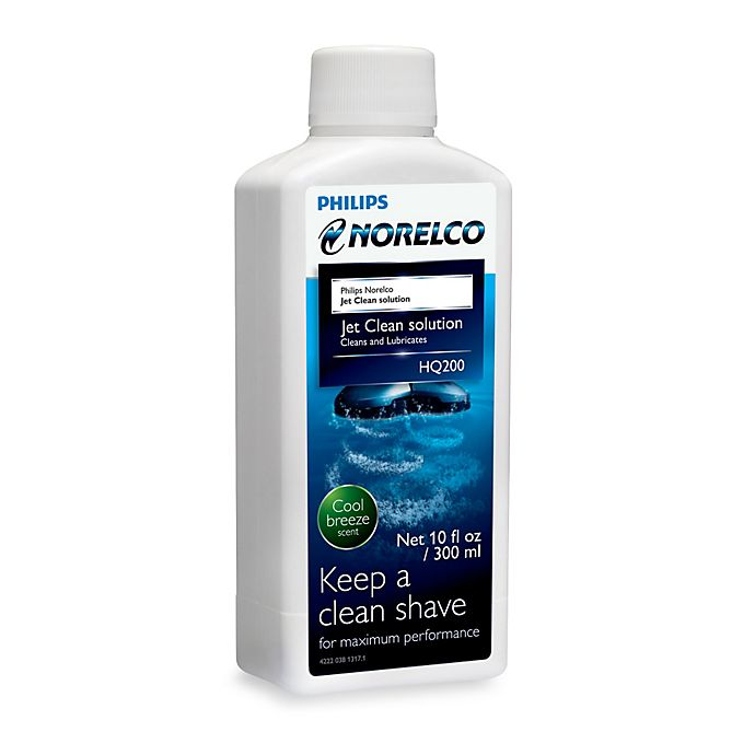 Alternate image 1 for Norelco 10 oz. Jet Clean Solution