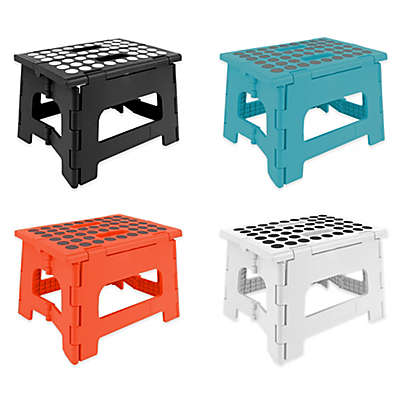 Kikkerland® Easy Folding Step Stool
