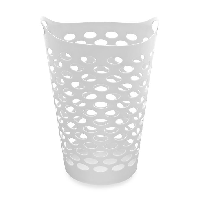 Alternate image 1 for Starplast Tall Flex Laundry Basket