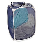 Pop-Up Flip™ Hamper in Medieval Blue
