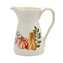 Modern Farmhouse Home Harvest Pitcher