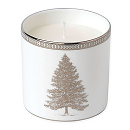 Wedgwood® Winter White Juniper and Heather Candle
