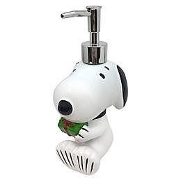 Peanuts™ Holiday Skating Ceramic Lotion Dispenser