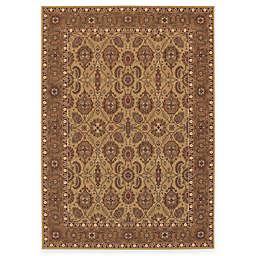 Couristan® All Over Vase Hazelnut Indoor Rug