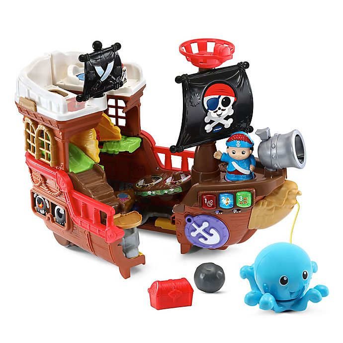 Vtech Treasure Seekers Pirate Ship Bed Bath Beyond