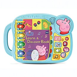 Vtech Vtech® Peppa Pig Press & Discover Book