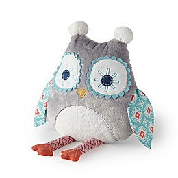 Levtex Baby® Camille Owl Plush Toy in Grey
