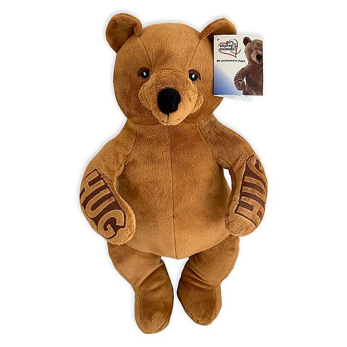 Alternate image 1 for Anchor Animals® H.U.G. Bear Plush Toy