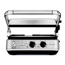 Breville Grill and Panini Press in Stainless Steel