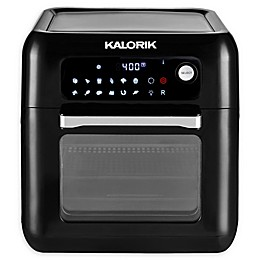Kalorik® 6 q.t Air Fryer Oven in Black