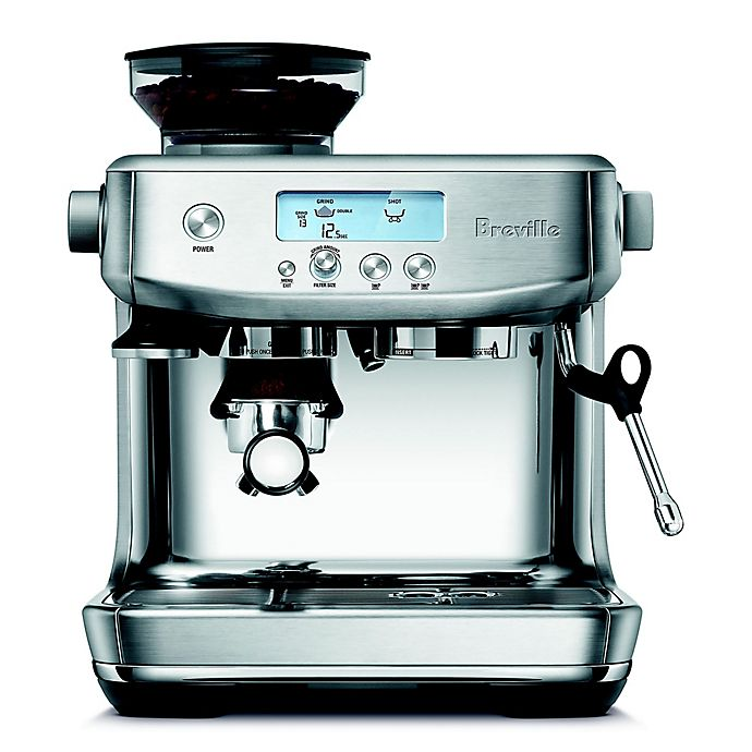 Alternate image 1 for Breville® Barista Pro™ Stainless Steel Espresso Maker