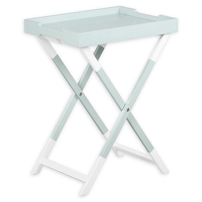 Alternate image 1 for Pantone Folding Tray Side Table