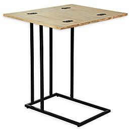 Serta® Harton Expandable Side Table