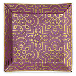 Lenox® Global Tapestry™ Catch-All Tray in Magenta