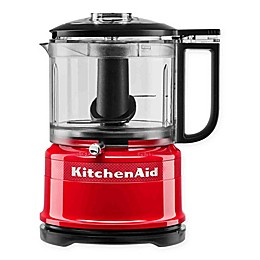 KitchenAid® Queen Of Hearts 3.5 Cup Mini Chopper in Red